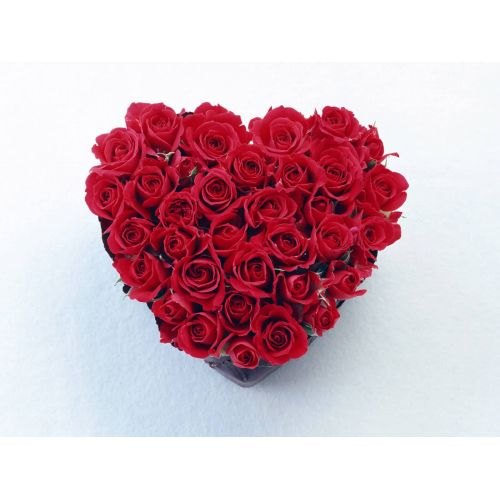 Купить на заказ Заказать Сердце 11 с доставкой по Павлодару  с доставкой в Павлодаре