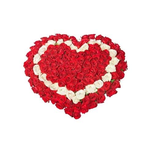 Купить на заказ Заказать Сердце 7 с доставкой по Павлодару  с доставкой в Павлодаре