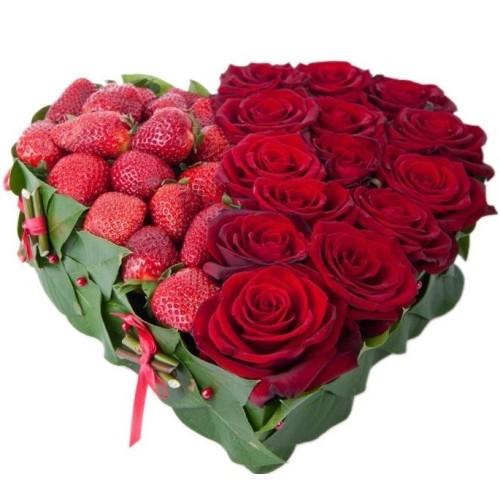 Купить на заказ Заказать Сердце 3 с доставкой по Павлодару  с доставкой в Павлодаре