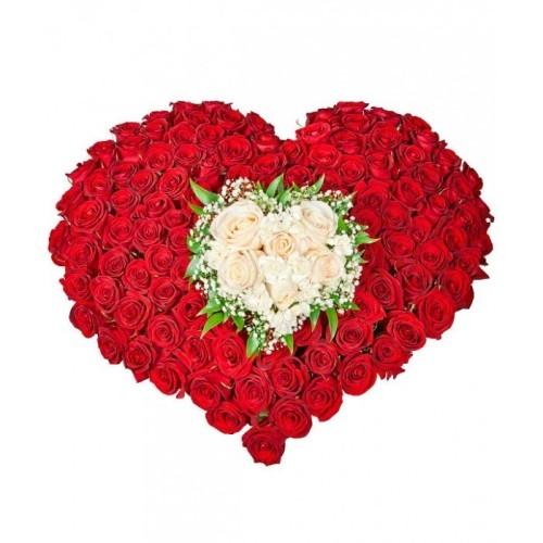 Купить на заказ Заказать Сердце 1 с доставкой по Павлодару  с доставкой в Павлодаре