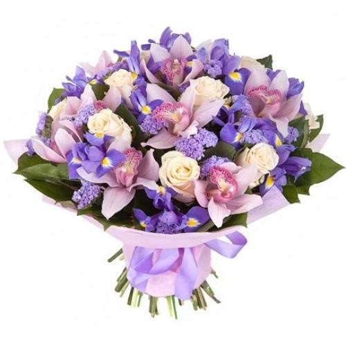 Купить на заказ Заказать Орхидеи с доставкой по Павлодару  с доставкой в Павлодаре